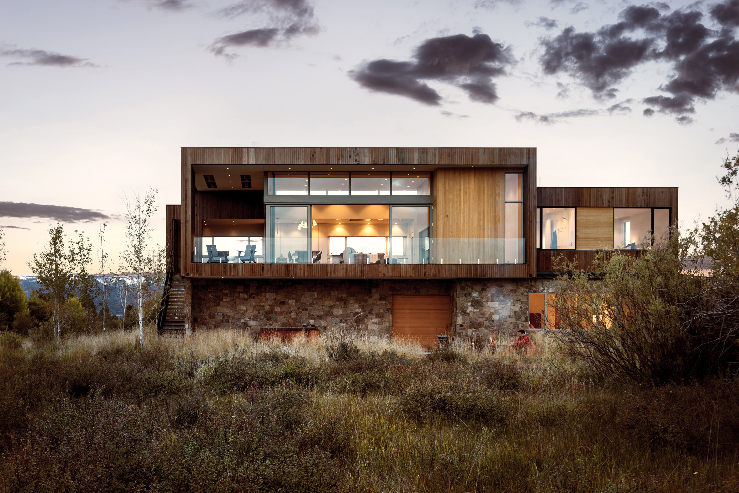 Teton Residence by Ro Rockett Design