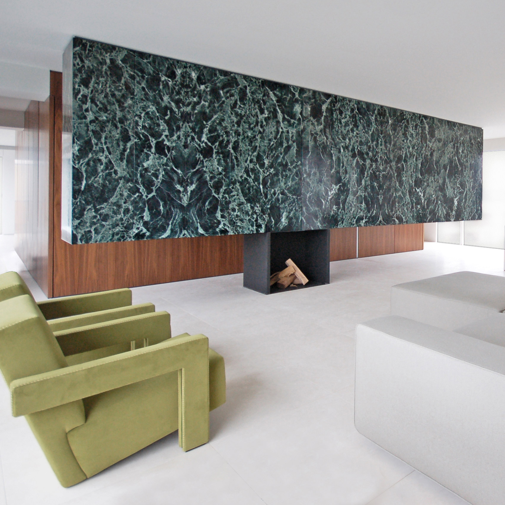 Hasta La Ideas Blog Archive 10 Contemporary Homes That Make Clever Use Of Marble Hasta La Ideas