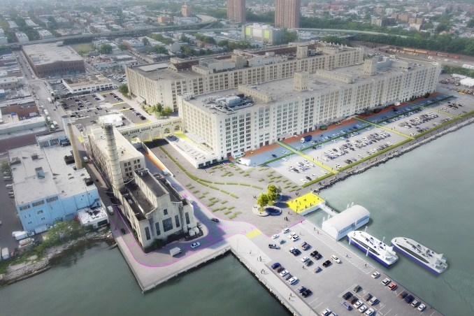 Brooklyn Army Terminal by WXY architecture + urban design