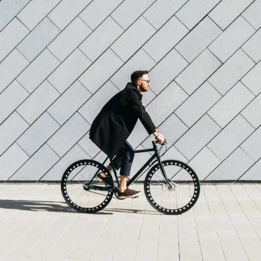 Urbanized bicycles are designed with the city environment in mind