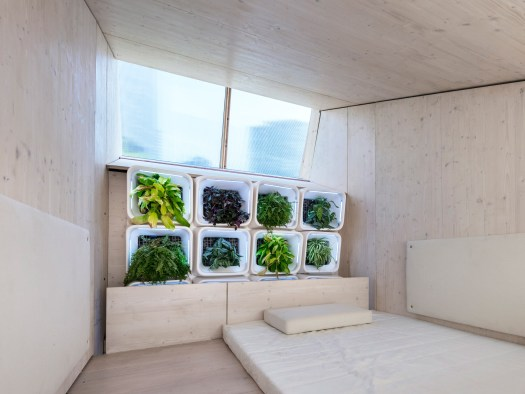 Ecological Living Module by Gray Organschi Architecture