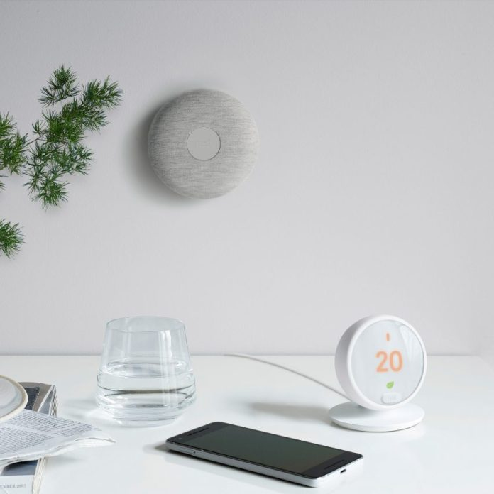 Fabric-covered gadgets: Nest Thermostat E