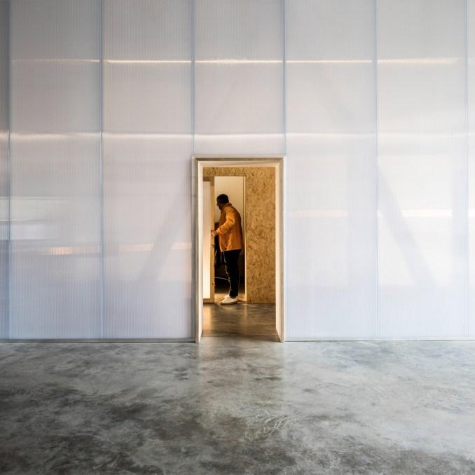 Top 10 office interiors: The Testone Factory, UK, by Teatum + Teatum
