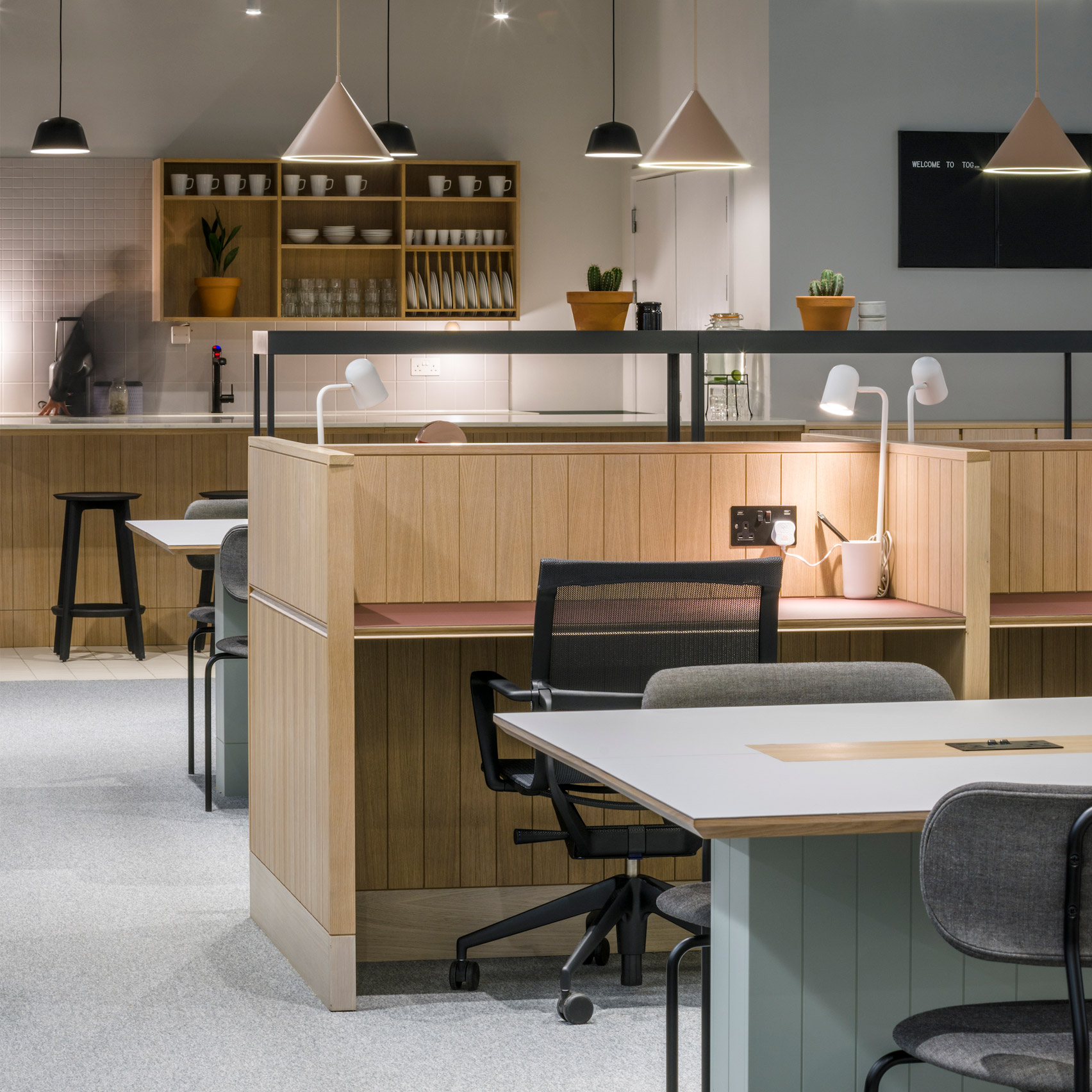 Top 10 office interiors: Thomas House, UK by SODA