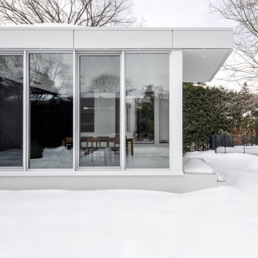 Waterloo Residence by Appareil Architecture