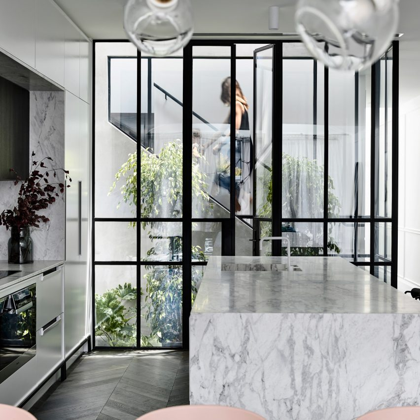Biasol Looks To Parisian Apartments For Interiors Of Melbourne Home