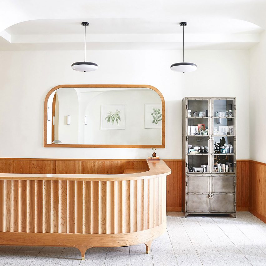 Studio Tack Melds Art Deco And Wabi-sabi Aesthetic At Tilden Hotel