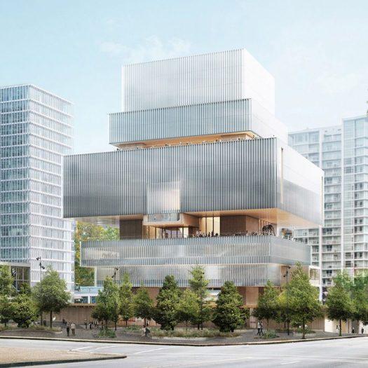 Vancouver Art Gallery by Herzog and de Meuron