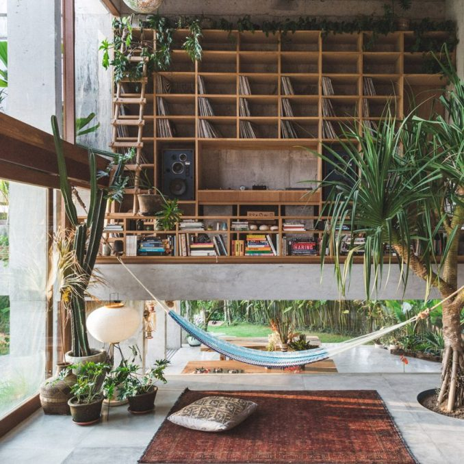 Bali Home Design Ideas: Patisandhika And Daniel Mitchell Complete A Brutalist
