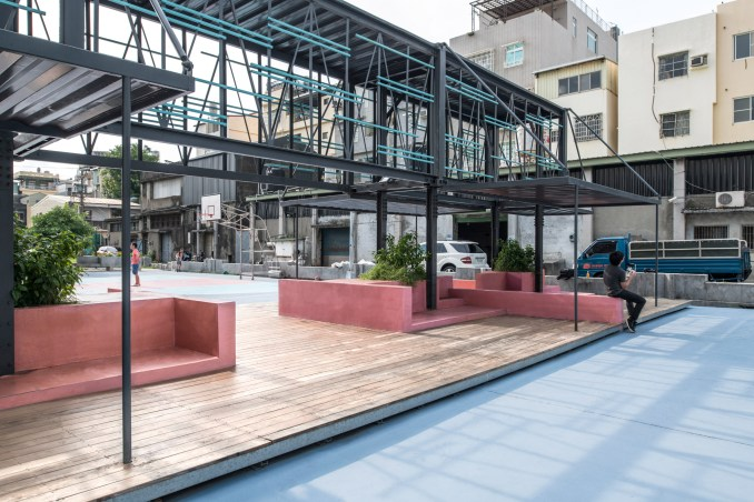 Cool Cool Seaside by Atelier Let in Kaohsiung City, Taiwan