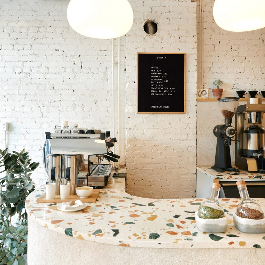 Synonym Cafe Features
