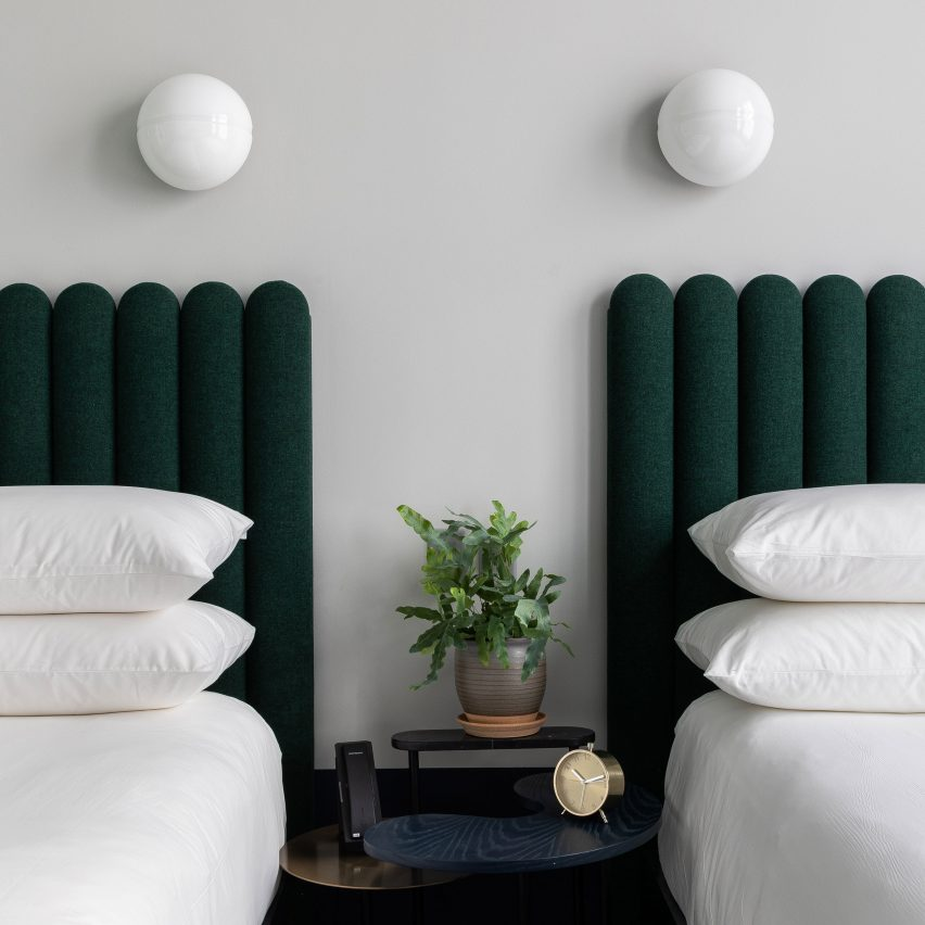 R&A Combines Two Iconic Buildings To Create Portland's Woodlark Hotel