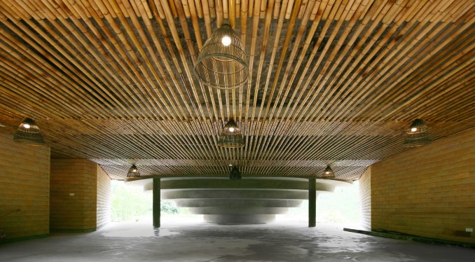 Chieng Yen Community House designed by 1+1>2 Architects inVietnam