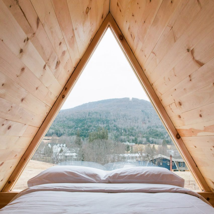 Eastwind Hotel Features Bunkhouse And Glamping Pods In New York's Catskills