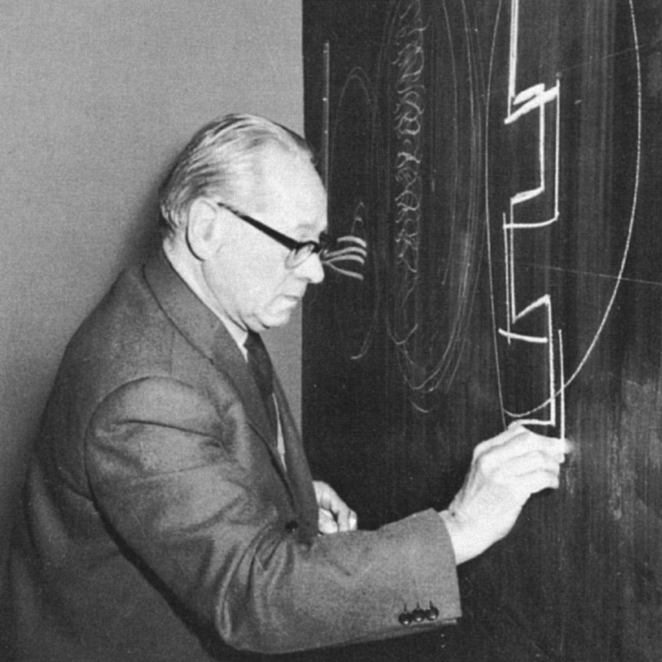 Bauhaus from A – Z: Johannes Itten