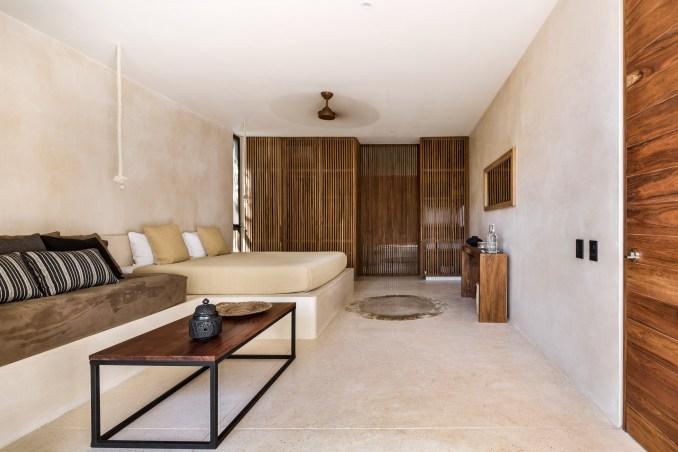 Jungle Keva hotel, designed by Jaque Studio