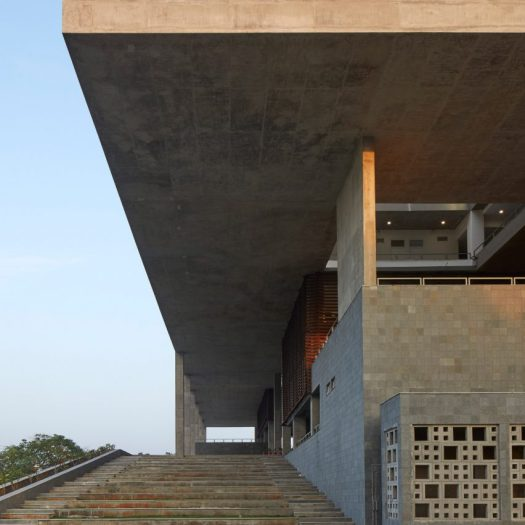 School of Planning and Architecture Vijayawada, designed by Mobile Offices
