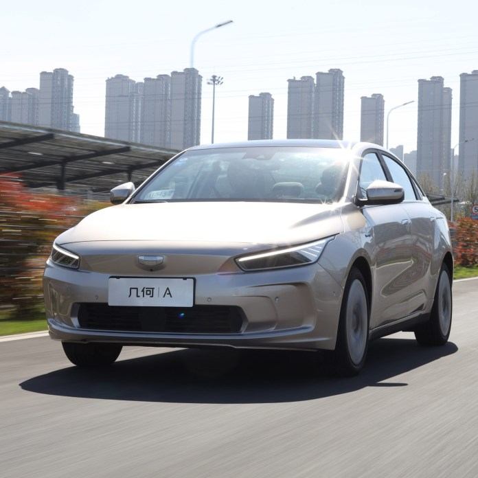 10 electric cars revealedchinese car companies at auto shanghai 2019