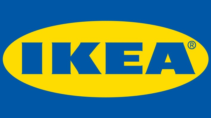 """ikea logo made """"future proof"""" in subtle redesign by seventy agency"""