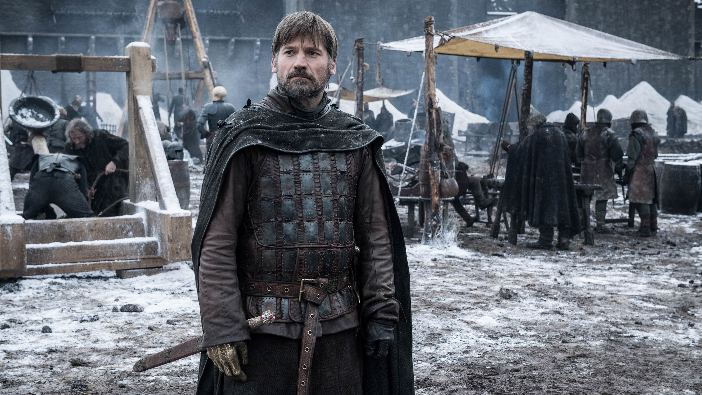 Bjarke Ingels has made a cameo on Game of Thrones with his frien Nikolaj Coster-Waldau