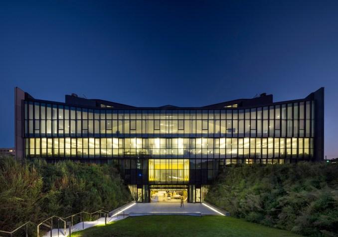 Daniels Building at the University of Toronto, Ontario, Canada