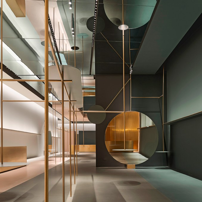 Chinese interior designers, Elle Decoration China 2019 annual: 1 Wor by Domani