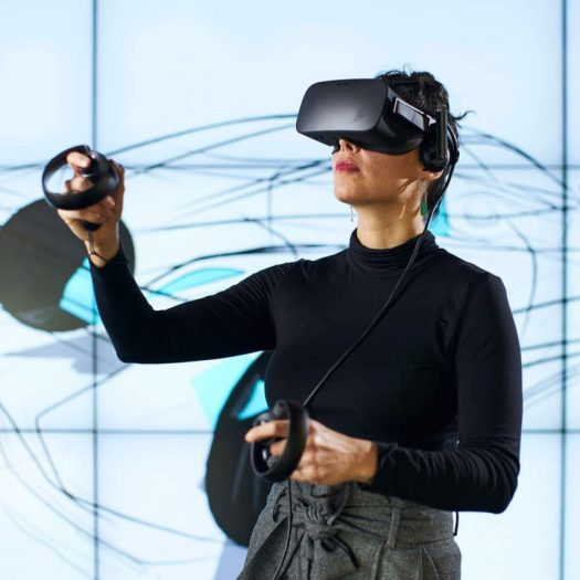 Gravity Sketch VR software now lets designers switch between 2D and 3D