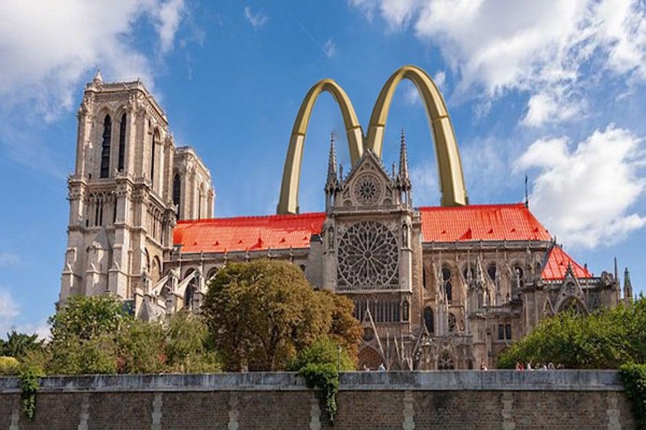 Notre-Dame outrageous proposals