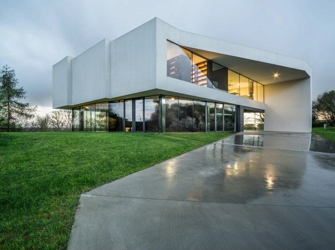 By the Way House by Robert Konieczny KWK Promes