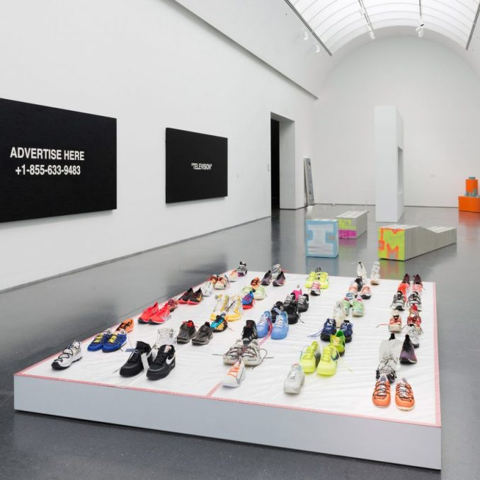 Figures of Speech by Virgil Abloh and AMO