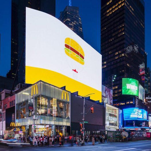 McDonald's Times Square New York by Landini Associates
