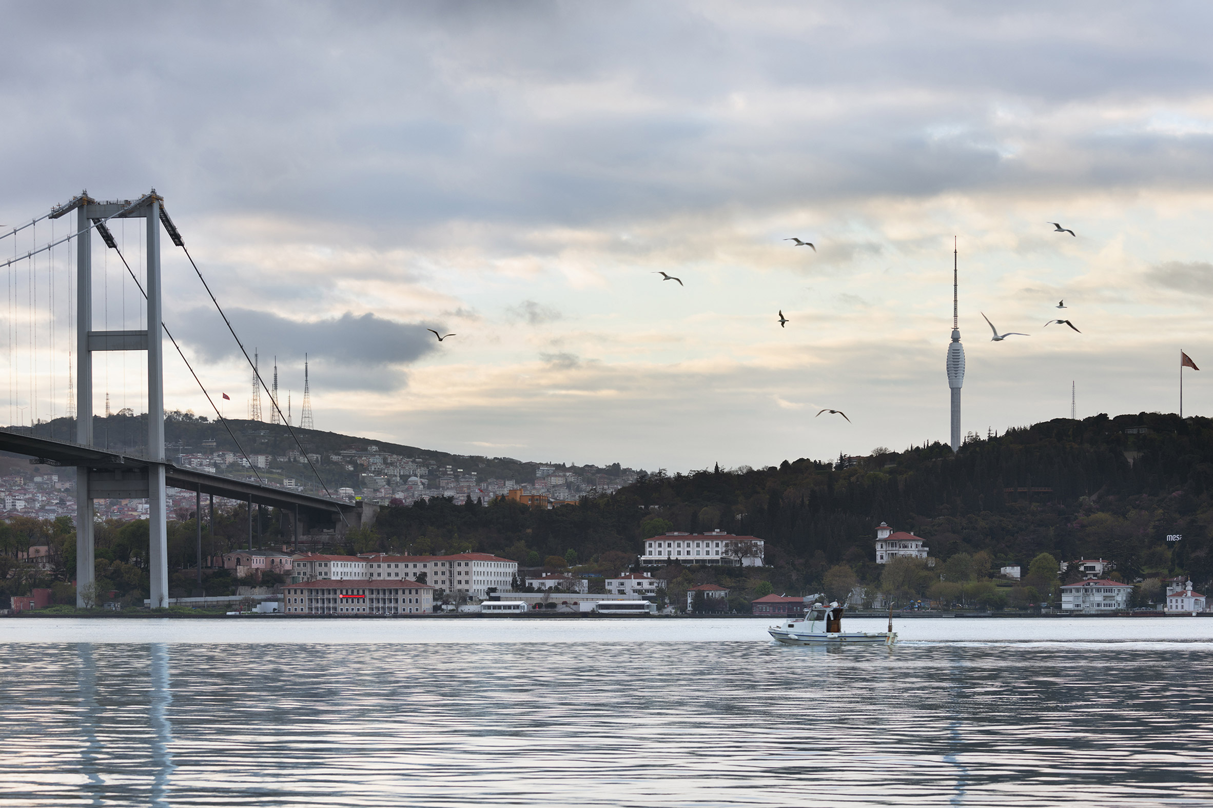 Supertall Istanbul TV & Radio Tower nears completion