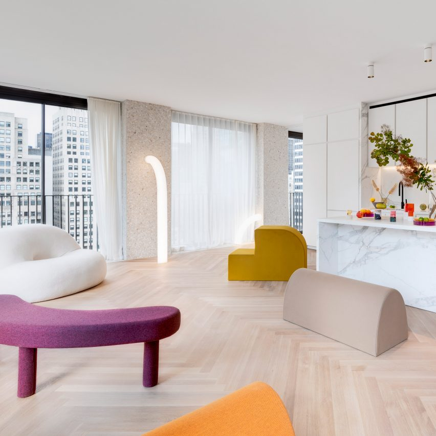 Standard Arts Adorns Apartment In David Chipperfield's The Bryant Tower In Manhattan
