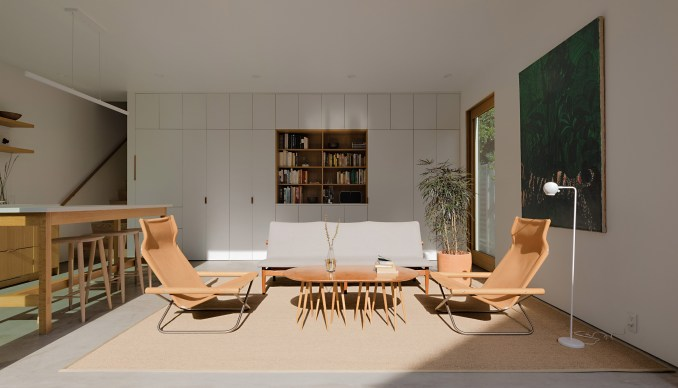 Harrison House in San Francisco, California by Ryan Leidner Architecture