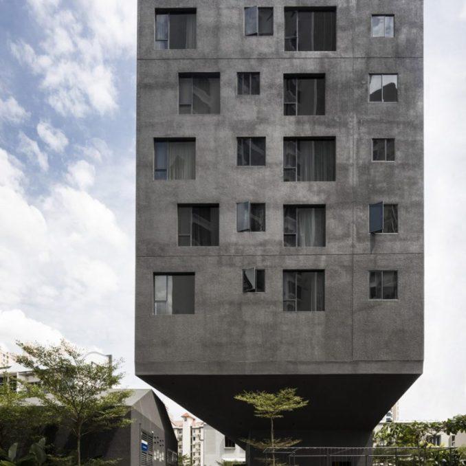 Dezeen Awards 2019 trends, M5 by Ipli Architects