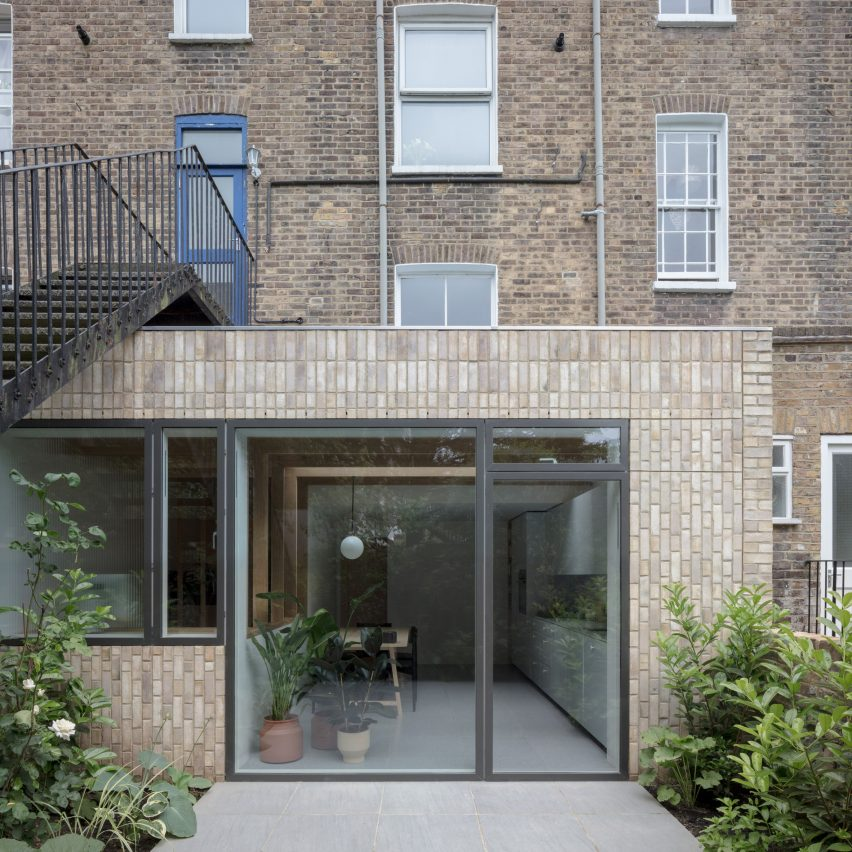 House for A Stationer by Architecture for London