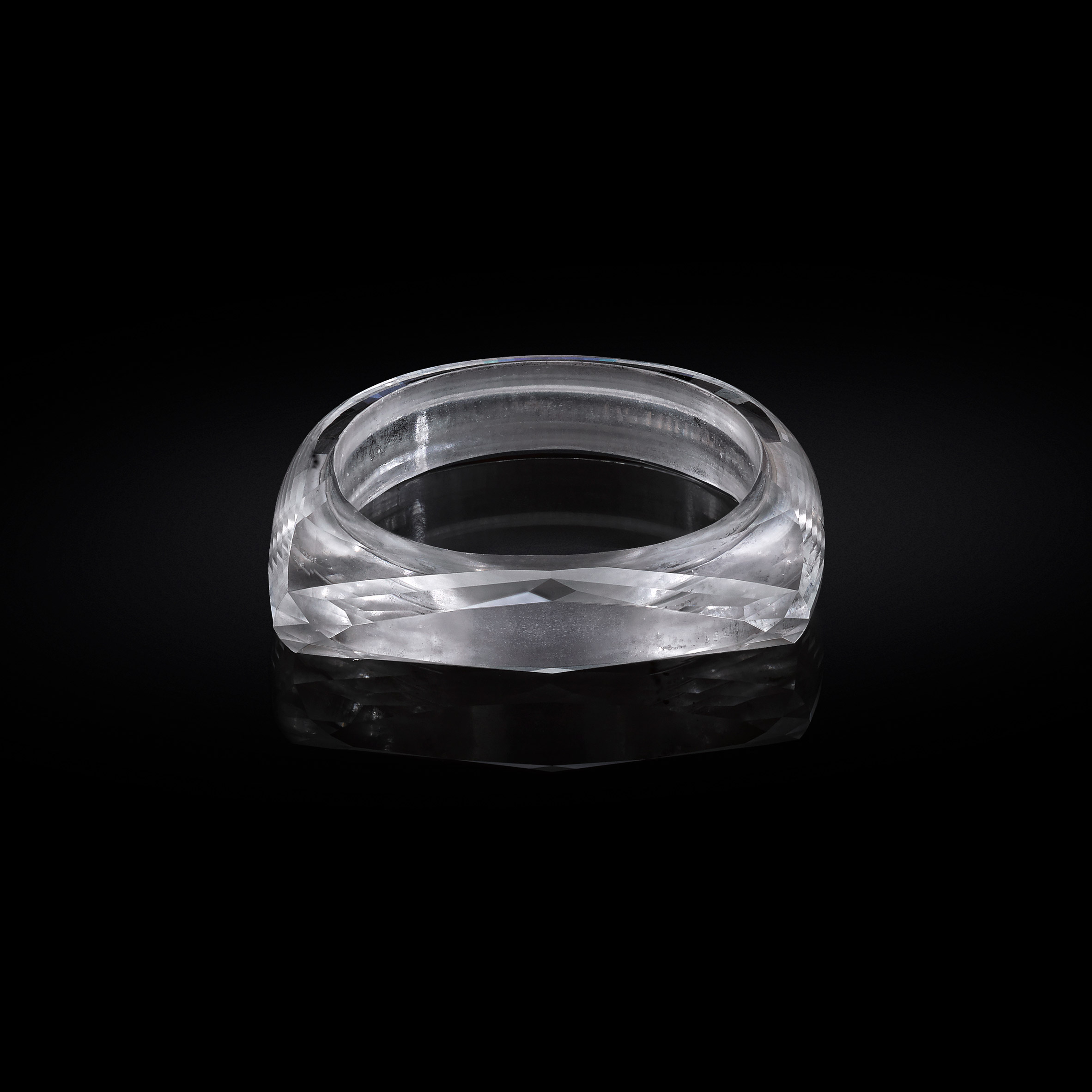 Jony Ive and Marc Newson's all-diamond ring revealed