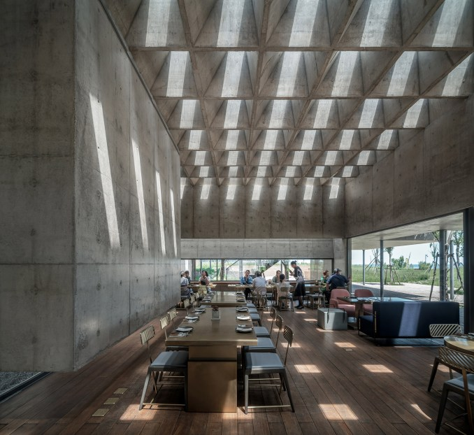 Restaurant y Sea by Vector Architects
