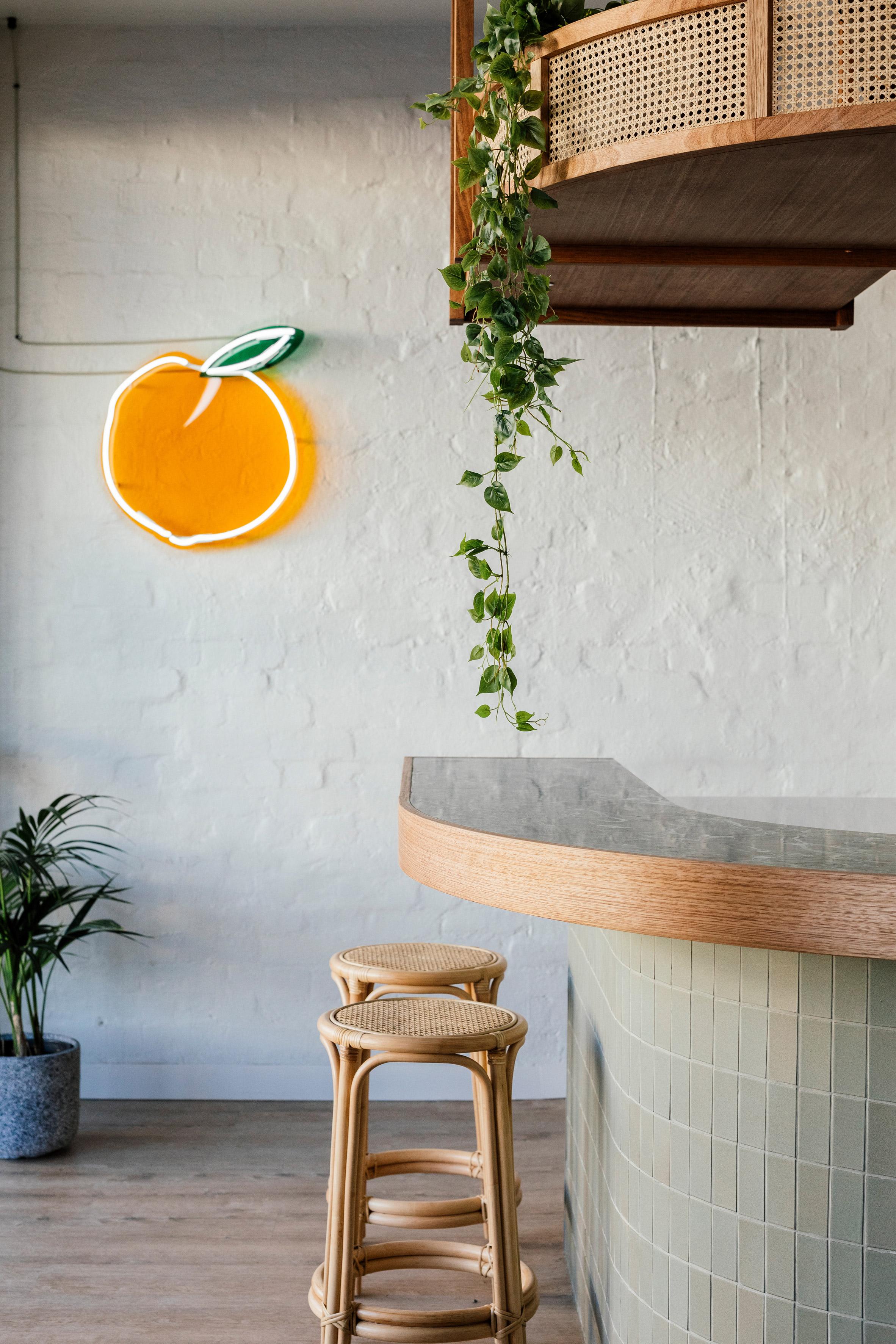 Sisterhood restaurant in Tasmania, designed by Biasol