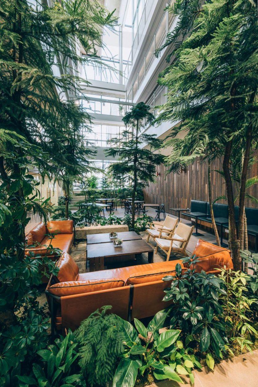 Treehouse by Bo-Daaa