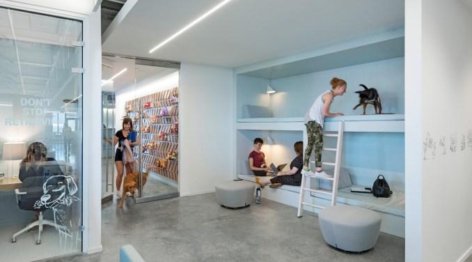 BARKBOX Office by NBBJ