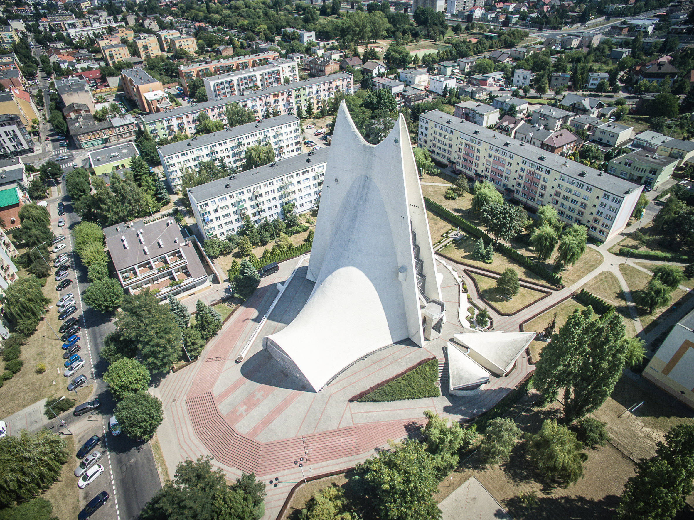 Day-VII Architecture A Catalogue of Polish Churches post 1945