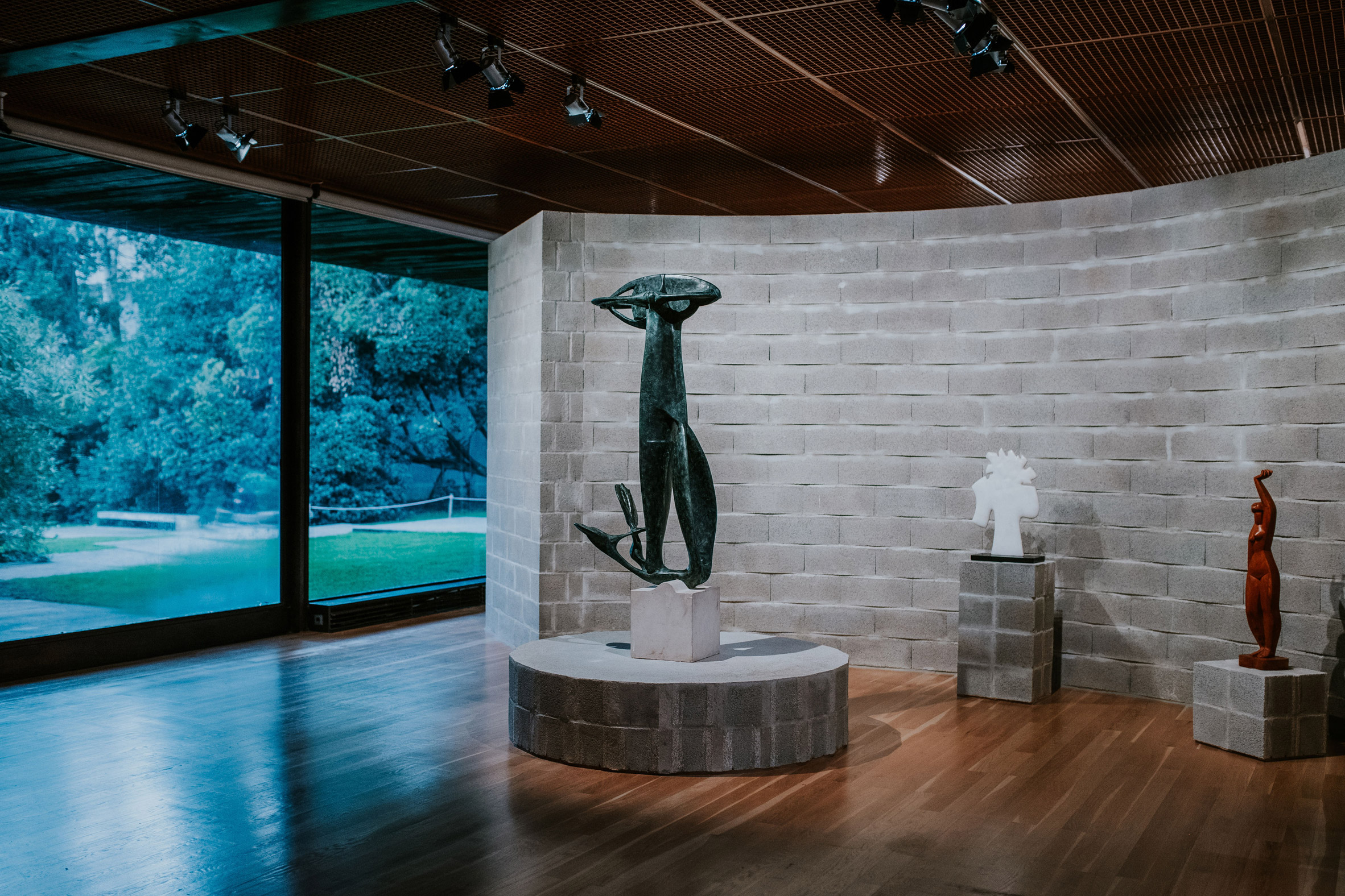 Art on Display at the Gulbenkian Museum