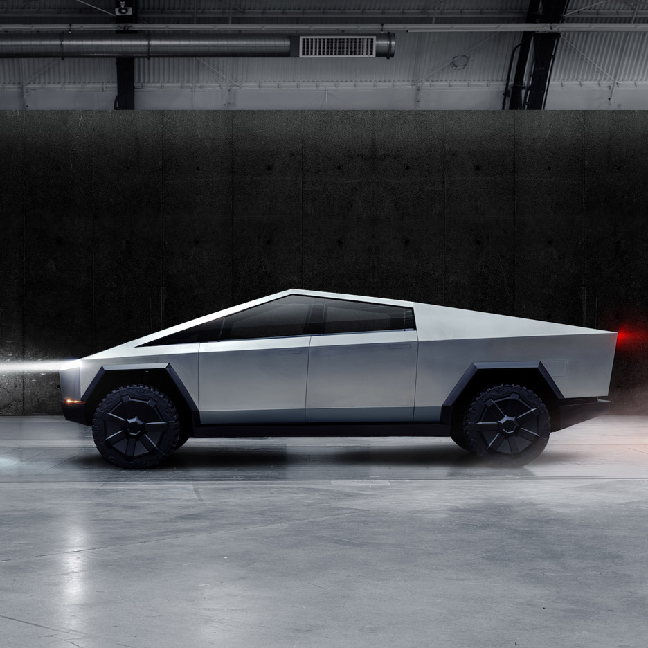 Cybertruck by Tesla