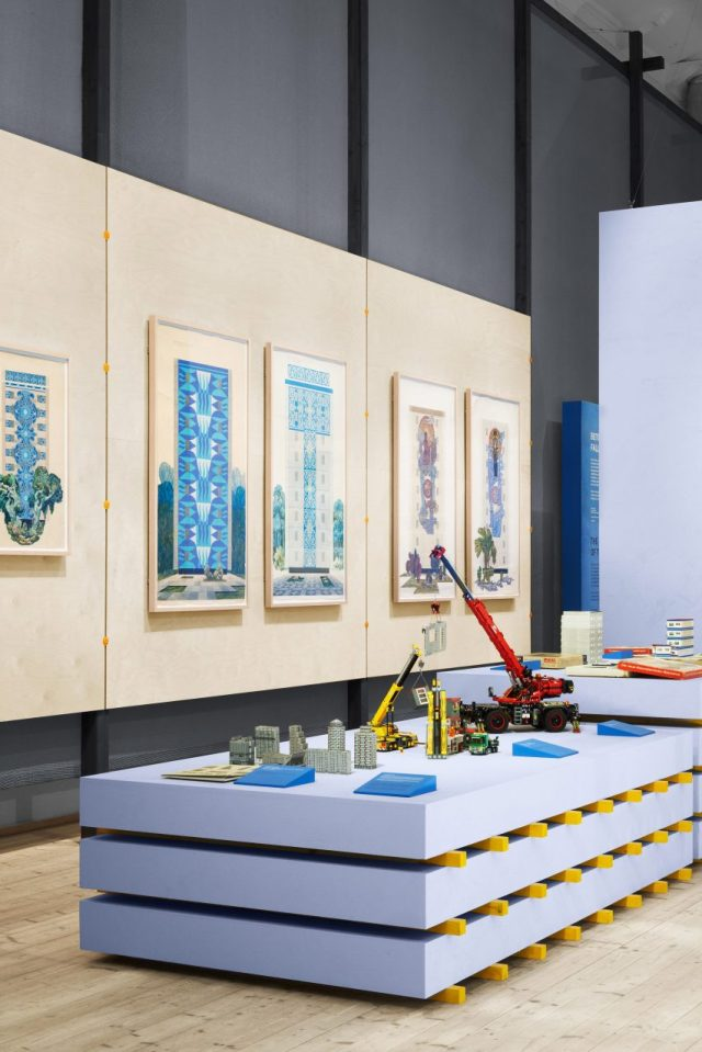 Flying Panels – how concrete panels changed the world exhibition at ArkDes