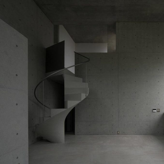 House in Ashiya by Kazunori Fujimoto Architects & Associates