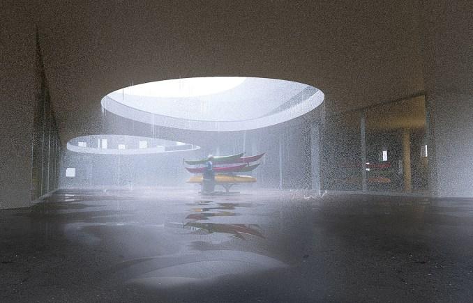 Lanternen by Snøhetta and WERK Arkitekter