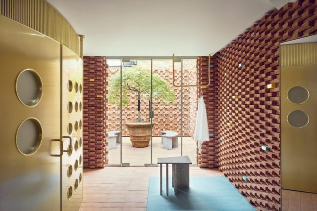 Forte Forte boutique in London, designed by Giada Forte and Robert Vattilana