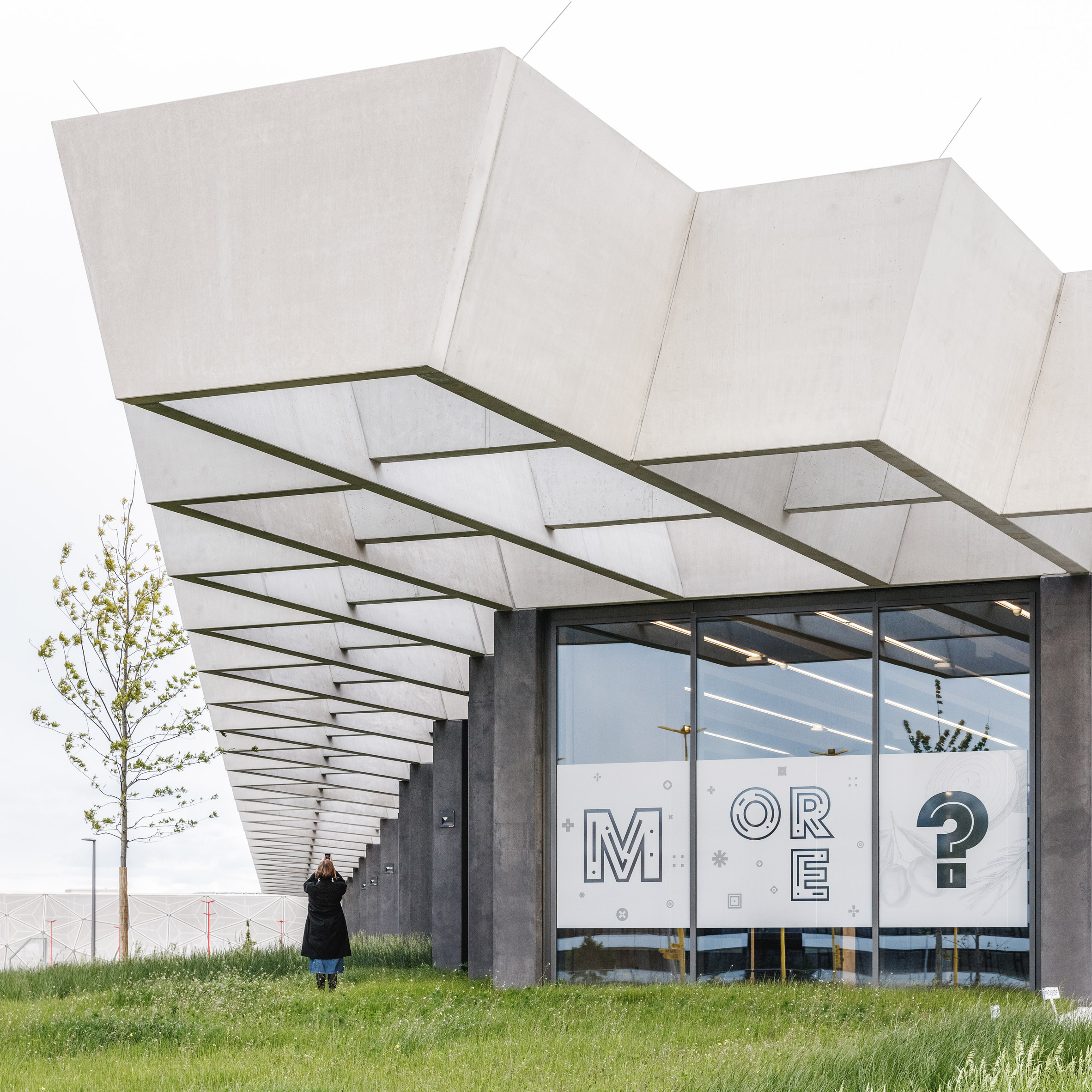 Halftime by COBE at the Adidas' World of Sports campus in Germany