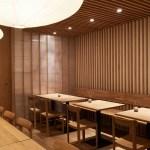 Izumi Charlottenlund Restaurant Design Reflects Its Nordic Japanese Menu